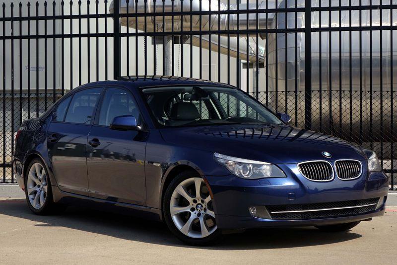 2010 BMW 535i Sport* NAV* Sunroof* EZ Finance** | Plano, TX | Carrick's Autos in Plano TX