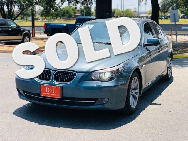 2010 BMW 535i 535i