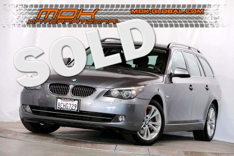 2010 BMW 535i xDrive - NBT Navigation - Cold Weather pkg - AWD in Los Angeles