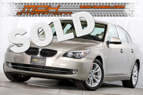 2010 BMW 535i xDrive - NBT Navigation - Premium pkg in Los Angeles