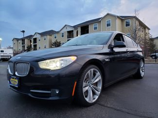 2010 BMW 550i Gran Turismo  | Champaign, Illinois | The Auto Mall of Champaign in Champaign Illinois