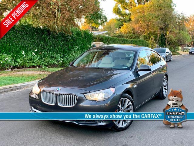 2010 BMW 550i GRAN TURISMO NAVIGATION PANORAMIC ROOF SERVICE RECORDS