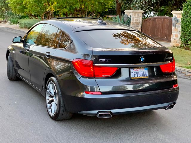 2010 BMW 550i GRAN TURISMO NAVIGATION PANORAMIC ROOF SERVICE RECORDS in Van Nuys, CA 91406