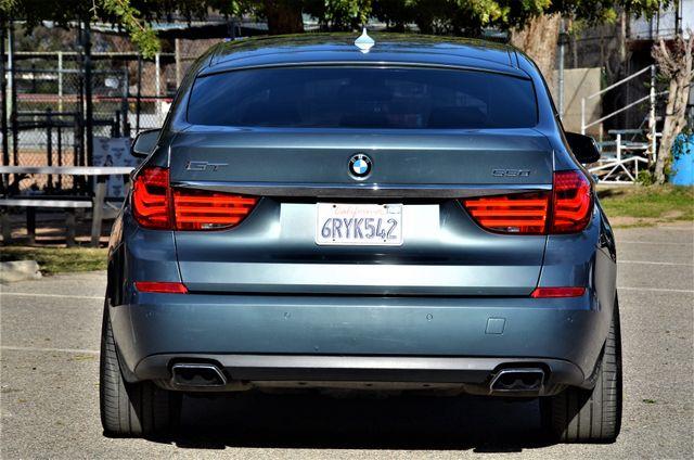 2010 BMW 550i Gran Turismo PREMIUM Reseda, CA 24