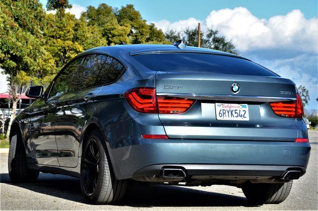 2010 BMW 550i Gran Turismo PREMIUM Reseda, CA 1