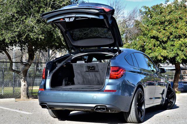 2010 BMW 550i Gran Turismo PREMIUM Reseda, CA 12