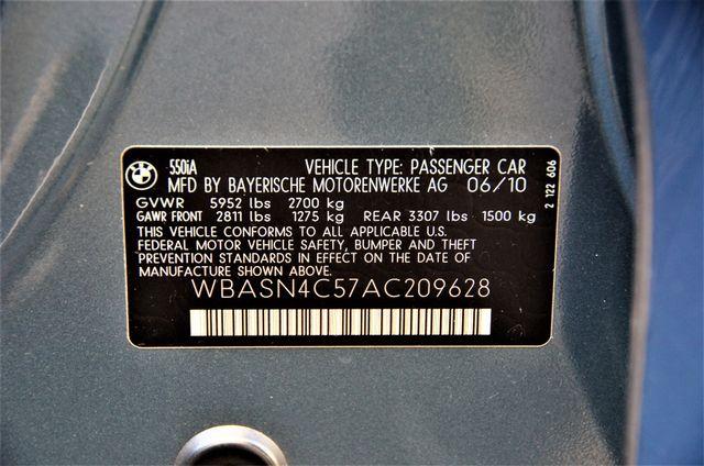 2010 BMW 550i Gran Turismo PREMIUM Reseda, CA 31