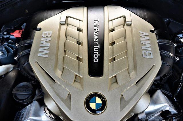 2010 BMW 550i Gran Turismo PREMIUM Reseda, CA 11