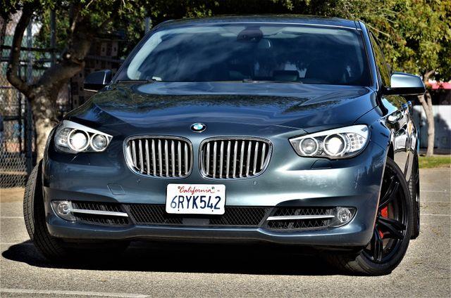 2010 BMW 550i Gran Turismo PREMIUM Reseda, CA 17