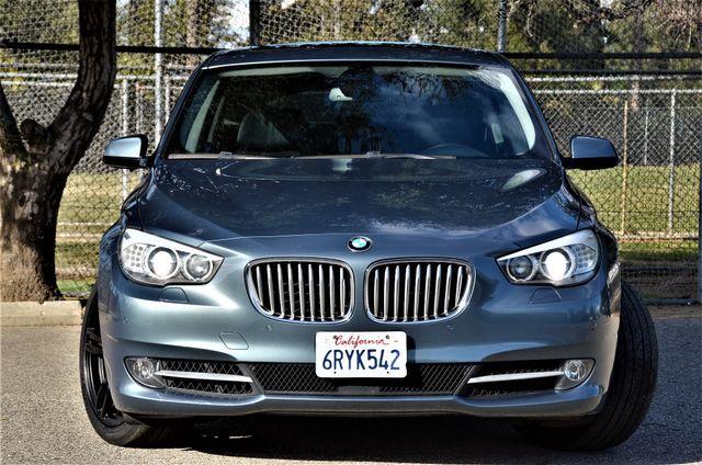 2010 BMW 550i Gran Turismo PREMIUM Reseda, CA 19