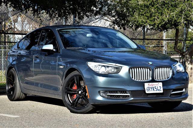 2010 BMW 550i Gran Turismo PREMIUM Reseda, CA 2