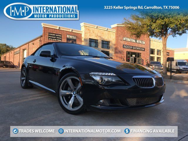 2010 BMW 6-Series 650i ONE OWNER