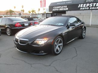 2010 BMW 650i Convertible in Costa Mesa California, 92627