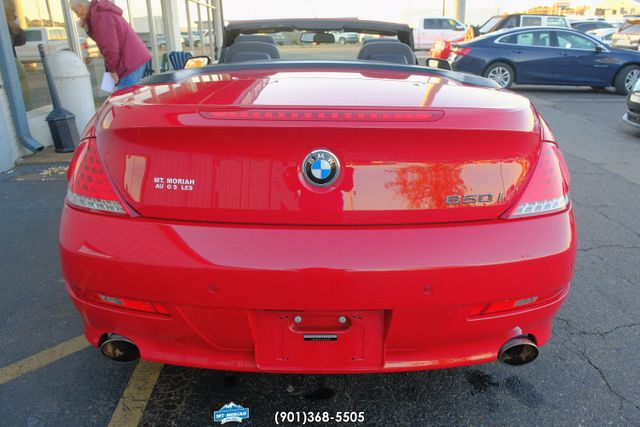 2010 BMW 650i 650i in Memphis, Tennessee 38115