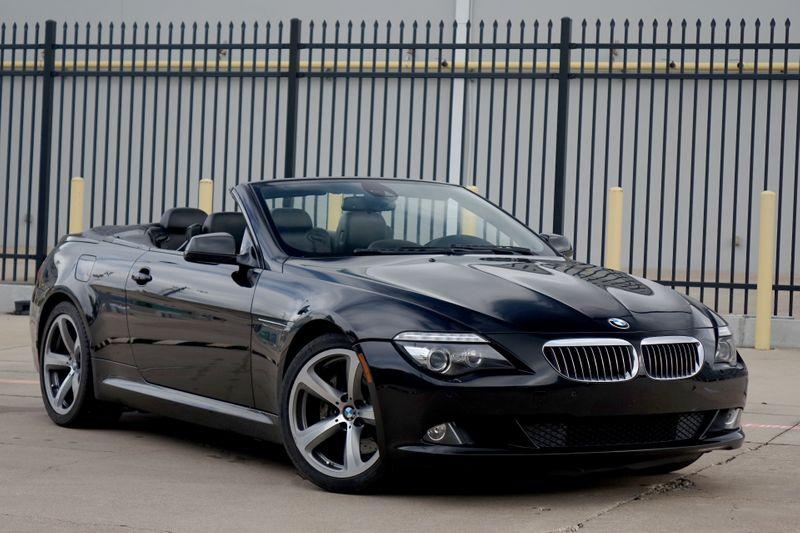 2010 BMW 650i Convertible* | Plano, TX | Carrick's Autos in Plano TX