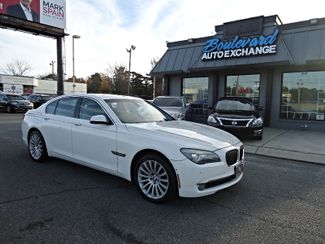 2010 BMW 750i XDrive in Charlotte, North Carolina 28212