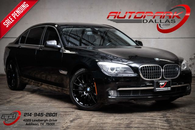 2010 BMW 750Li in Addison TX, 75001