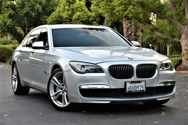 2010 BMW 750Li Reseda, CA 13