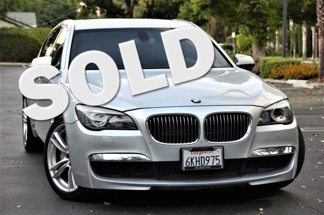 2010 BMW 750Li Reseda, CA