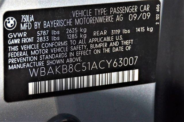 2010 BMW 750Li Reseda, CA 39
