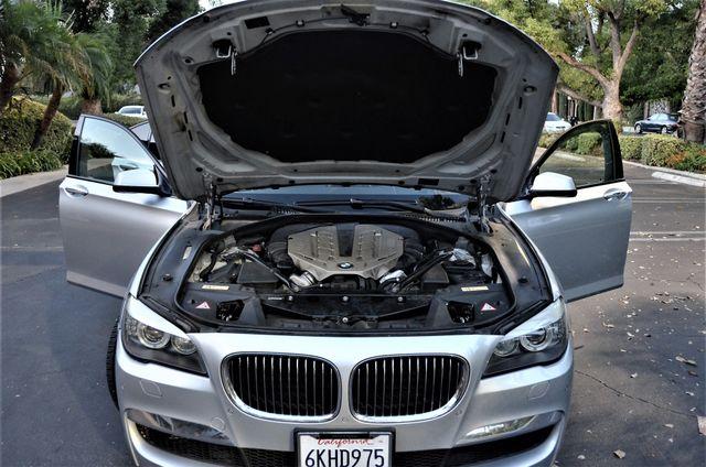 2010 BMW 750Li Reseda, CA 40
