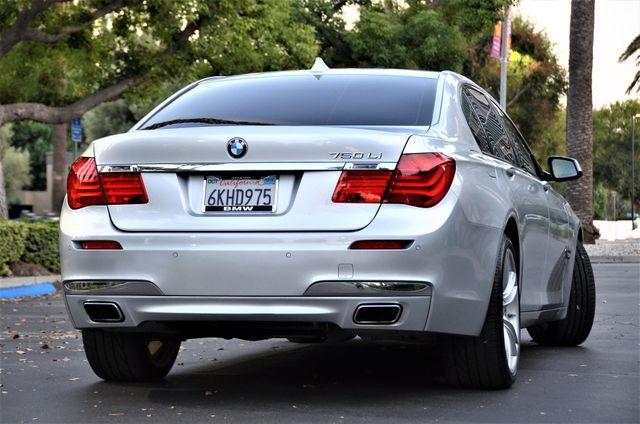 2010 BMW 750Li Reseda, CA 3