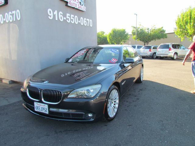 2010 BMW 750Li in Sacramento, CA 95825