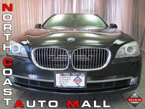2010 BMW 750Li xDrive 750Li xDrive in Akron, OH