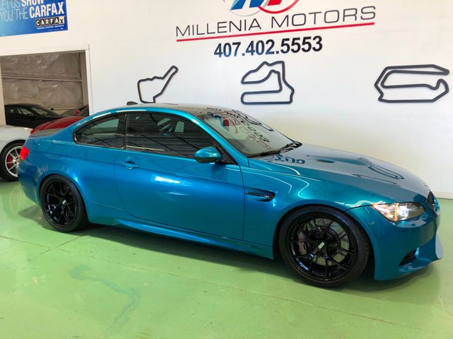 2010 BMW M Models M3 BLUE MAX Longwood, FL 1