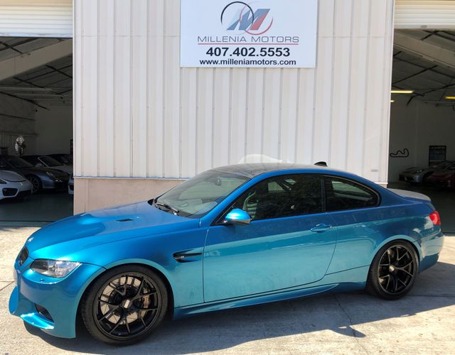 2010 BMW M Models M3 BLUE MAX Longwood, FL 44
