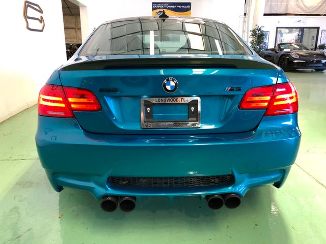 2010 BMW M Models M3 BLUE MAX Longwood, FL 9