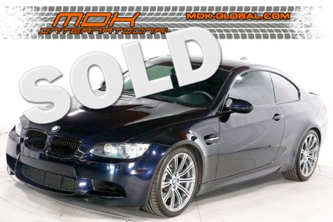 2010 BMW M3  - Manual - Coupe - Only 43K miles in Los Angeles