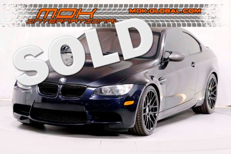 2010 BMW M3 - Carbon Slicktop - EDC - KW Coilovers - New Tires in Los Angeles