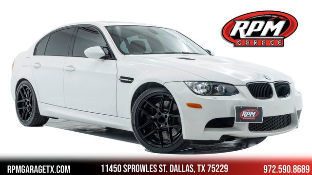 2010 BMW M3 with Upgrades