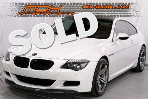2010 BMW M6 - Dinan - NBT Nav - Last year in Los Angeles