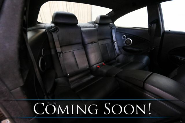"""2010 BMW M6 Coupe with 507HP V10, Carbon Fiber Roof, Navigation, 13-Speaker Audio System and 19"""" Wheels in Eau Claire, Wisconsin 54703"""