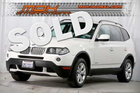 2010 BMW X3 xDrive30i - Back up camera - Bluetooth in Los Angeles
