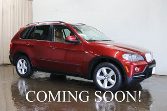 2010 BMW X5 xDrive35d AWD Clean Diesel w/Navigation, Backup in Eau Claire, Wisconsin