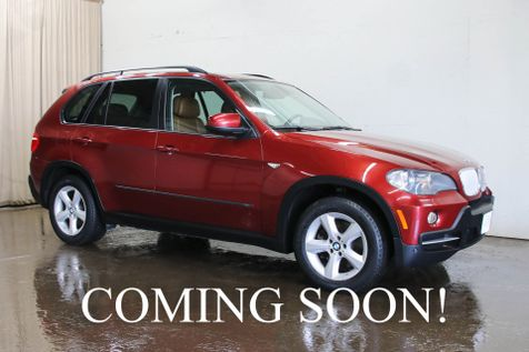 2010 BMW X5 xDrive35d AWD Clean Diesel w/Navigation, Backup Cam, Heated Comfort Seats and Panoramic Moonroof in Eau Claire