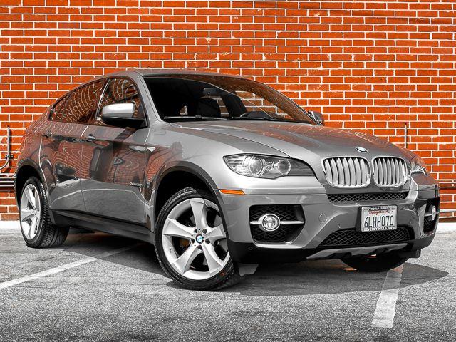 2010 BMW X6 xDrive50i xDrive 50i Burbank, CA 2