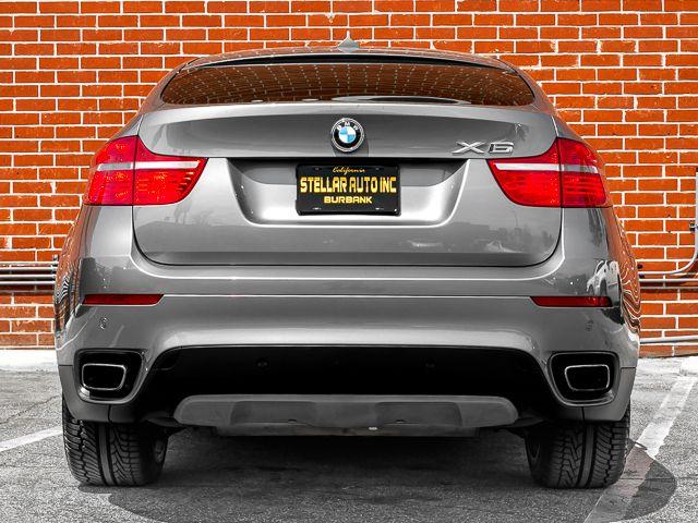 2010 BMW X6 xDrive50i xDrive 50i Burbank, CA 4