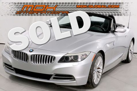 2010 BMW Z4 sDrive35i - Sport pkg - Navigation in Los Angeles