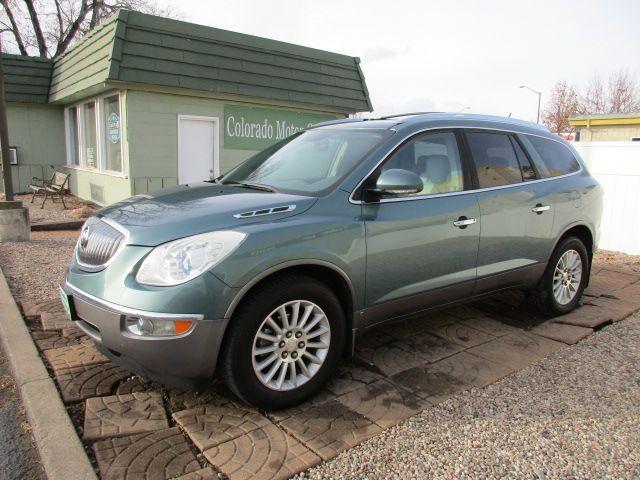 2010 Buick Enclave CXL CXL