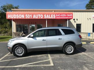 2010 Buick Enclave CXL w/1XL | Myrtle Beach, South Carolina | Hudson Auto Sales in Myrtle Beach South Carolina