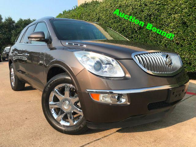 2010 Buick Enclave CXL w/2XL**Navigation**Sunroof**Dvd