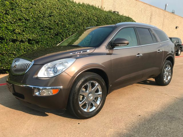 2010 Buick Enclave CXL 24 Service Records**Navigation**Sunroof**Dvd in Plano Texas, 75074