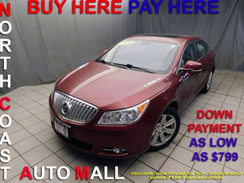 2010 Buick LaCrosse CXL As low as $799 DOWN in Cleveland, Ohio