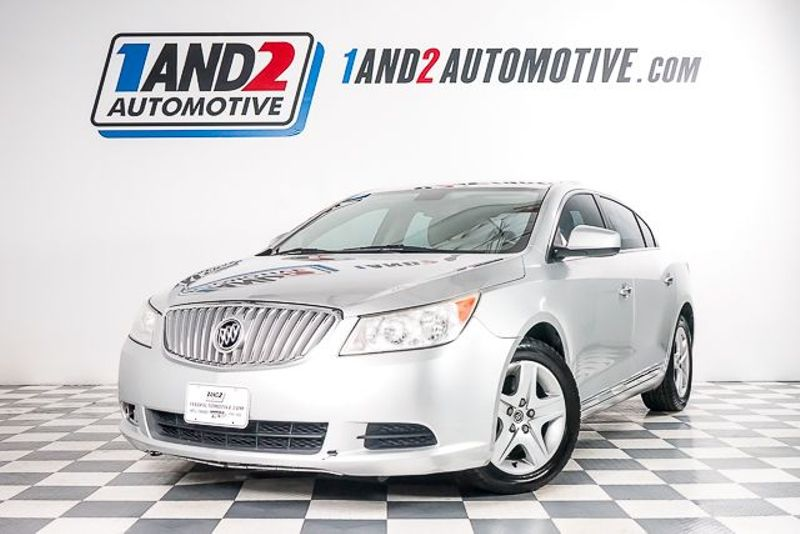 2010 Buick LaCrosse CX in Dallas TX