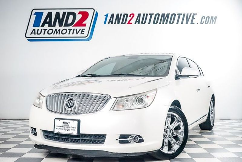 2010 Buick LaCrosse CXS in Dallas TX