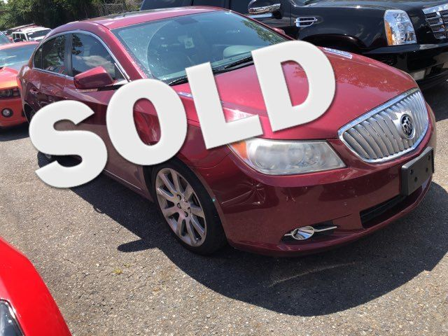 2010 Buick LaCrosse CXS - John Gibson Auto Sales Hot Springs in Hot Springs Arkansas